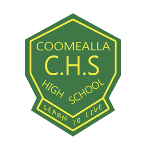 Coomealla High School logo